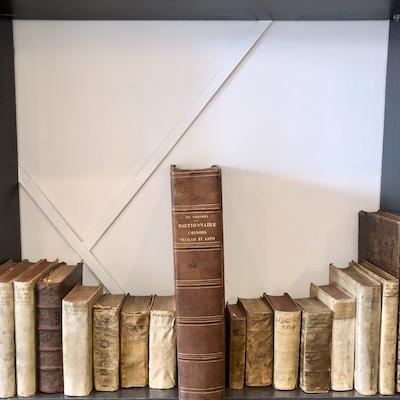 une belle histoire la mazarine dictionnaire chinois français latin de guignes